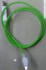 USB data Leucht-Kabel