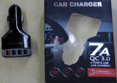 USB Auto Charger