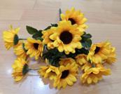 Sonnenblumen Strauss