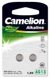 AG13 Knopfzelle Camelion 2er