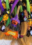 Halloween Stroh