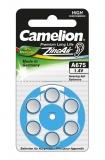 A675 Camelion Hörgerätebatterie 6er BLAU