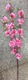 Kirsch-/Apfelblüten 3 stämmig 75cm weiss/rosa