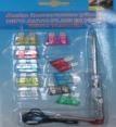 Sicherungen Stromprüfer Set