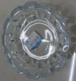 Aschenbecher Glas 12cm