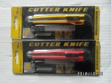 Cutter mit Ersatzklingen 18mm