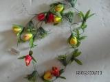 Tulpen Girlande