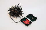 Batterielichterkette mit 96 LED, warm whitemit 6 Stunden Timer3xAA Batterien (nicht im Lieferumfang enthalten)