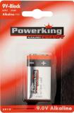 9V Powerking Alkaline Block