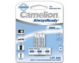 AAA Akku  Batterien Camelion 2er