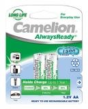AA Akku Camelion Batterien 2er aufladbar