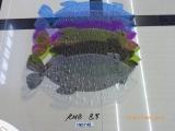 Antirutsch Matte Fisch
