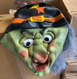 Gummi Maske