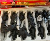 Maus auf Räder