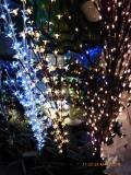 LED Baum blau
