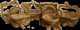 Bambusobstkorb