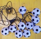 Lichterkette Fussball 10er