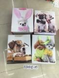 Geschenktasche Hunde
