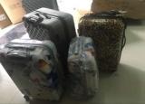 Koffer / Trolley Hartschale klein
