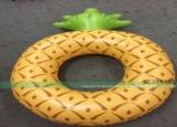 Ananas Schwimmreifen
