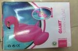 Flamingo Schwimmtier