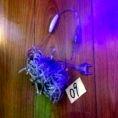 Lichterkette KW weiss schw.Kabel