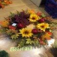 Türkranz Sonnenblumen