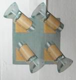 Deckenlampe Buche 4 Spots