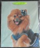 Geschenktasche Hund gross
