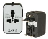 Reiseadapter / mit 2x USB